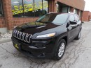 Used 2015 Jeep Cherokee North Navigation and up grade package! for sale in Woodbridge, ON