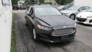 Used 2015 Ford Fusion SE for sale in Richmond, ON