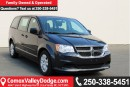 Used 2014 Dodge Grand Caravan SE/SXT KEYLESS ENTRY, CRUISE CONTROL, A/C for sale in Courtenay, BC