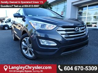 Used 2016 Hyundai Santa Fe Sport 2.0T Limited *ACCIDENT FREE * DEALER INSPECTED * CERTIFIED * for sale in Surrey, BC