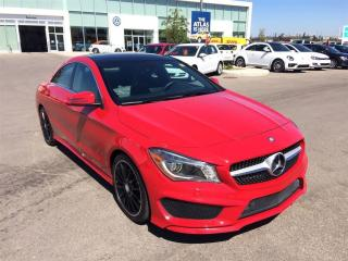 Used 2014 Mercedes-Benz CLA-Class Base for sale in Calgary, AB