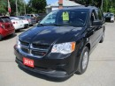 Used 2013 Dodge Grand Caravan FAMILY MOVING SE MODEL 7 PASSENGER 3.6L - V6.. CAPTAINS.. STOW-N-GO.. CD/AUX/USB INPUT.. DVD.. REAR CLIMATE CONTROLS.. for sale in Bradford, ON