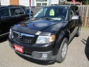 Used 2009 Mazda Tribute 'GREAT VALUE' FUEL EFFICIENT TOURING MODEL 5 PASSENGER 3.0L - V6 DOHC ENGINE.. 4WD.. LEATHER.. SUNROOF.. HEATED SEATS.. BLUETOOTH.. AM/FM/CD PLAYER.. for sale in Bradford, ON