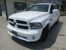 Used 2016 Dodge Ram 1500 LOADED 'SPORT MODEL' 5 PASSENGER 5.7L - HEMI.. 4X4.. CREW.. SHORTY.. LEATHER.. HEATED/AC SEATS.. BACK-UP CAMERA.. POWER SUNROOF.. FACTORY WARRANTY.. for sale in Bradford, ON
