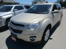 Used 2011 Chevrolet Equinox 'GREAT KM'S' POWER EQUIPPED LT-1 MODEL 5 PASSENGER 2.4L - ECO-TEC.. CD/AUX INPUT.. KEYLESS ENTRY.. ECON-BOOST PACKAGE.. for sale in Bradford, ON