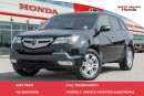 Used 2009 Acura MDX Base (AT) for sale in Whitby, ON