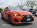 Used 2016 Lexus RC F Luxury Package for sale in Richmond, BC