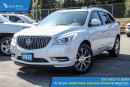 New 2017 Buick Enclave Leather Satellite Radio and Backup Camera for sale in Port Coquitlam, BC