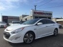 Used 2014 Hyundai Sonata LTD - NAVI - LEATHER for sale in Oakville, ON