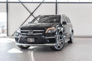 Used 2014 Mercedes-Benz GL63 AMG 4MATIC for sale in Langley, BC