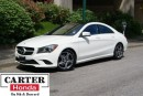 Used 2015 Mercedes-Benz CLA-Class CLA250 + NAVI + BACKUP CAM + SENSORS + PANOROOF! for sale in Vancouver, BC