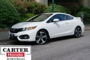 Used 2014 Honda Civic Si + COUPE + NAVI + LOW KMS + CERTIFIED! for sale in Vancouver, BC