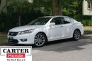 Used 2015 Honda Accord Sport + LOW KMS + ACCIDENTS FREE + CERTIFIED! for sale in Vancouver, BC