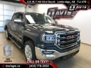 New 2017 GMC Sierra 1500 SLT-Heated/Cooled Leather, Navigation, 6.2L V8 for sale in Lethbridge, AB