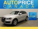 Used 2012 Audi Q5 2.0T NAVIGATION REAR CAM for sale in Mississauga, ON