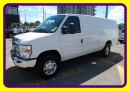 Used 2012 Ford E350 EXTENDED CARGO VAN 1 TON NO WINDOWS for sale in Woodbridge, ON