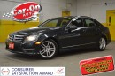 Used 2013 Mercedes-Benz C-Class 300 4MATIC LEATHER SUNROOF LOADED for sale in Ottawa, ON