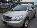 Used 2008 Lexus RX 350 Touring for sale in North York, ON