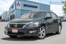 Used 2014 Nissan Altima 2.5 SV. for sale in Mississauga, ON