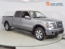 Used 2012 Ford F-150 FX4 4x4 SuperCrew Cab 6.5 ft. box 145 in. WB for sale in Edmonton, AB