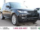 Used 2014 Land Rover Range Rover Sport V8 Supercharged Dynamic - CPO 6yr/160000kms manufacturer warranty included until April 29, 2020! CPO rates starting at 1.9%! Local One Owner Trade In | 3M Protection Applied | Park Assist | Navigation | Surround Camera System | Parking Sensors | Rev for sale in Edmonton, AB