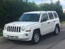Used 2009 Jeep Patriot North Edition 4WD **ACCIDENT FREE** for sale in Brampton, ON