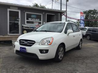 Used 2009 Kia Rondo EX for sale in Brampton, ON