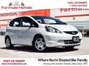 Used 2013 Honda Fit LX | ONE OWNER | ACCIDENT FREE - FORMULA HONDA for sale in Scarborough, ON