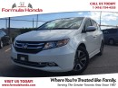 Used 2017 Honda Odyssey TOURING | TOP OF LINE | DEMO - FORMULA HONDA for sale in Scarborough, ON