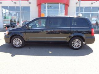 Used 2016 Chrysler Town & Country Touring-L for sale in Red Deer, AB