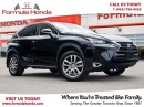 Used 2016 Lexus NX 200t NEAR BRAND NEW CONDITION | LOW KM! - FORMULA HONDA for sale in Scarborough, ON