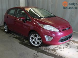 Used 2011 Ford Fiesta SES for sale in Edmonton, AB