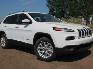 Used 2017 Jeep Cherokee DEMO SPECIAL / North 4x4 / Rear Back Up Camera for sale in Edmonton, AB
