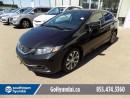Used 2015 Honda Civic LX for sale in Edmonton, AB