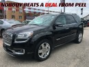 Used 2016 GMC Acadia Denali**LOW KMS**CAR PROOF CLEAN** for sale in Mississauga, ON