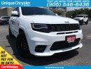Used 2017 Jeep Grand Cherokee SRT | VENTED SEATS | PANO ROOF | NAV | for sale in Burlington, ON