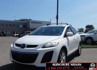 Used 2011 Mazda CX-7 GS|Leather|Sunroof|No Accidents| for sale in Scarborough, ON
