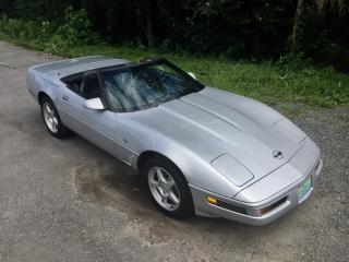 Used 1996 Chevrolet Corvette Special Edition for sale in Perth, ON