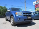 Used 2009 Ford Escape XLT / LOCAL ONTARIO VEHICLE for sale in Newmarket, ON