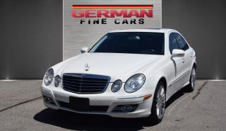 Used 2009 Mercedes-Benz E300 E300 4 Matic SPORT PKG ***117, 000km Navigation for sale in Concord, ON