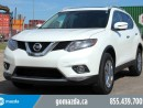 Used 2016 Nissan Rogue SV TECH SUNROOF NAVIGATION BACK UP CAMERA for sale in Edmonton, AB