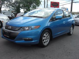Used 2010 Honda Insight Hybrid LX for sale in London, ON