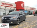 Used 2014 Honda Odyssey Touring, loaded, one owner, clean carproof for sale in Scarborough, ON
