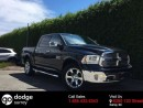 Used 2016 Dodge Ram 1500 Laramie 3.0L ECODIESEL + LEATHER HEATED/VENT FT SEATS + RR PARK ASSIST + BACK-UP CAM + NO EXTRA DEALER FEES for sale in Surrey, BC