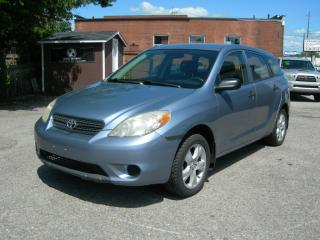 Used 2007 Toyota Matrix XR for sale in Oshawa, ON