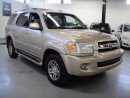 Used 2006 Toyota Sequoia SR5-LOADED REAR DVD,HEATED LEATHER,4X4 for sale in North York, ON