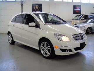Used 2011 Mercedes-Benz B200 PANO ROOF,AUTO,LOW KMS for sale in North York, ON