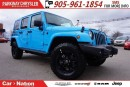 Used 2017 Jeep Wrangler Unlimited SAHARA| DUAL TOP| NAV| HEATED SEATS & MORE| for sale in Mississauga, ON
