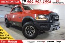 Used 2017 Dodge Ram 1500 REBEL| RAMBOX| SUNROOF| NAV| AIR SUSPENSION| for sale in Mississauga, ON