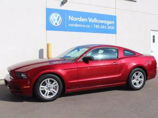 Used 2014 Ford Mustang V6 2dr Coupe for sale in Edmonton, AB